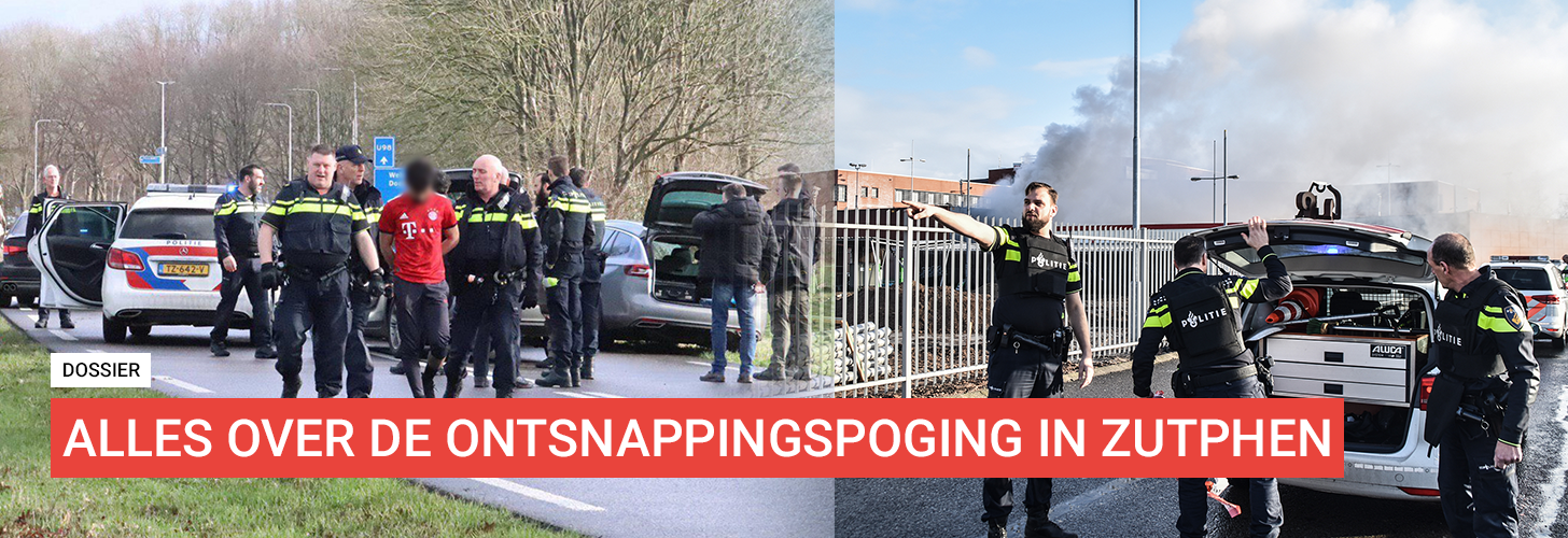 Dossier: alles over de ontsnappingspoging in Zutphen