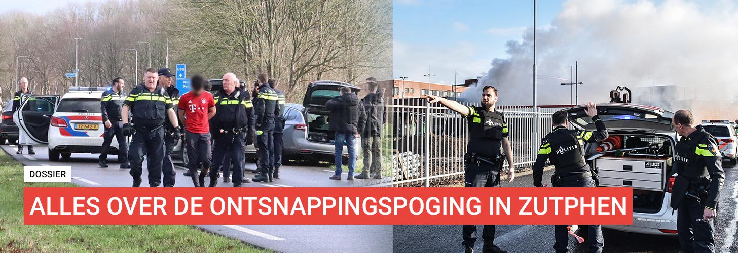 Dossier: alles over de ontsnappingspoging in Zutphen